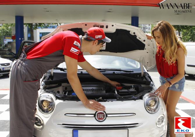 smanjene Ideš na put? Stani i proveri svoj auto na EKO pumpi!