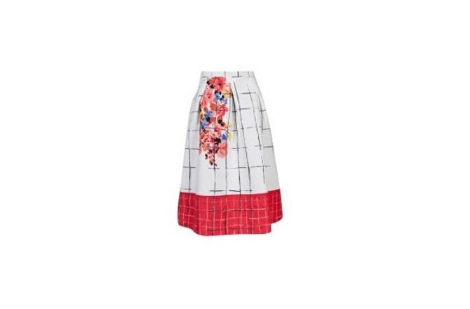 suknja Tople boje za TRENDI poslovnu kombinaciju