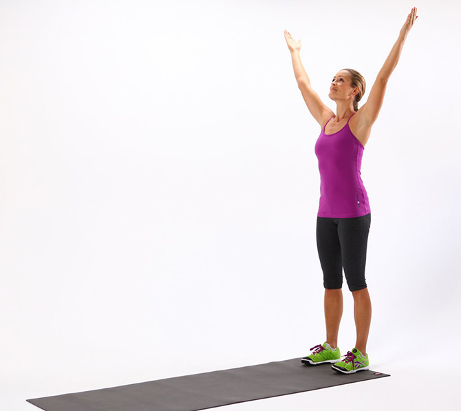 15 Jednim potezom pripremi celo telo za vežbanje   i postigni BOLJE rezultate!
