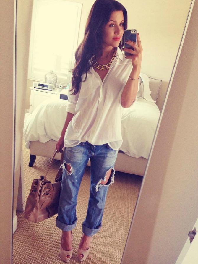 Boyfriend jeans 8 Budi ženstvena i u BOYFRIEND farmerkama