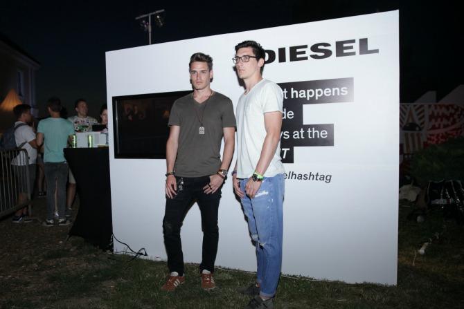 Diesel modna avantura na Exit u2 Diesel modna avantura na Exit u