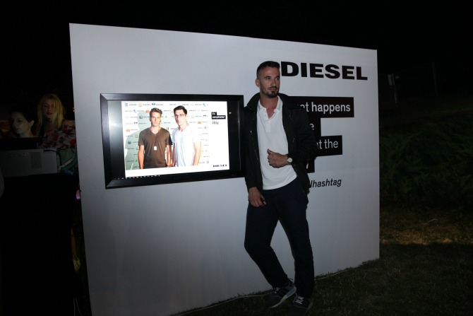 Diesel modna avantura na Exit u3 Diesel modna avantura na Exit u