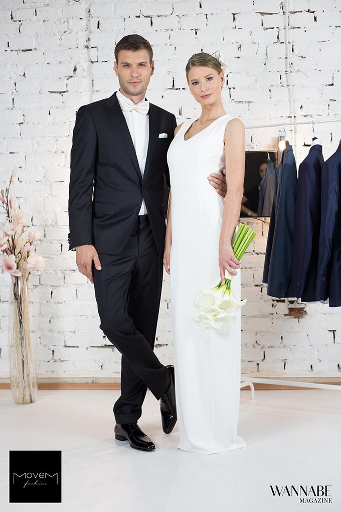 Stilski predlozi za savremeno venčanje 2 Stilski predlozi za savremeno venčanje (VIDEO)