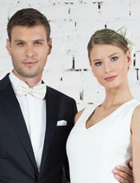 Stilski predlozi za savremeno venčanje (VIDEO)