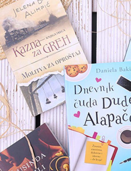 Top 5 knjiga koje MORAŠ pročitati ovog leta
