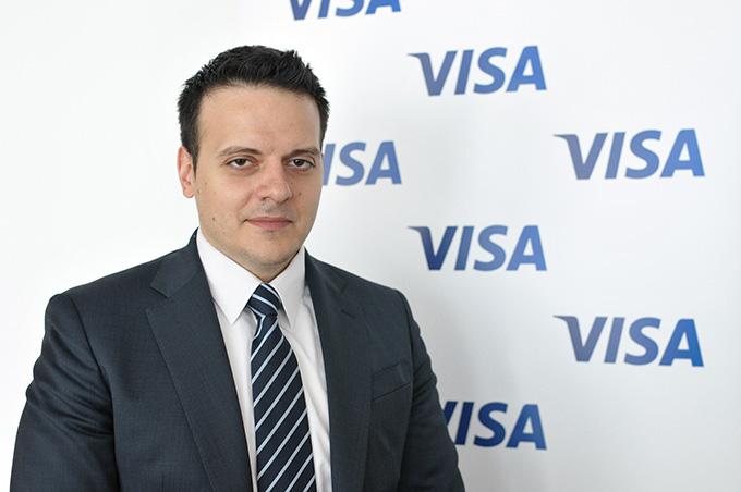 Vladimir Djordjevic generalni direktor kompanije Visa za Jugoistočnu Evropu Online kupci cene veći izbor proizvoda i jednostavnost kupovine