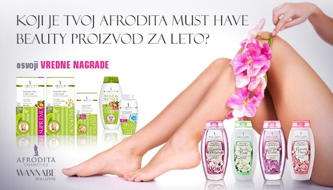 Wannabe Afrodita Kviz Body W670 2 2 KVIZ: Koji je tvoj Afrodita must have beauty proizvod za leto?