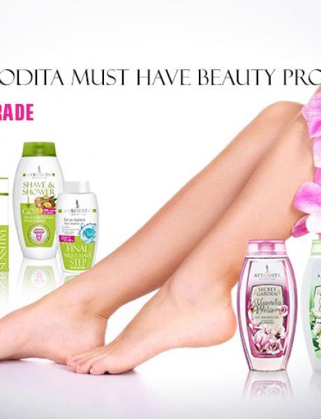 KVIZ: Koji je tvoj Afrodita must have beauty proizvod za leto?
