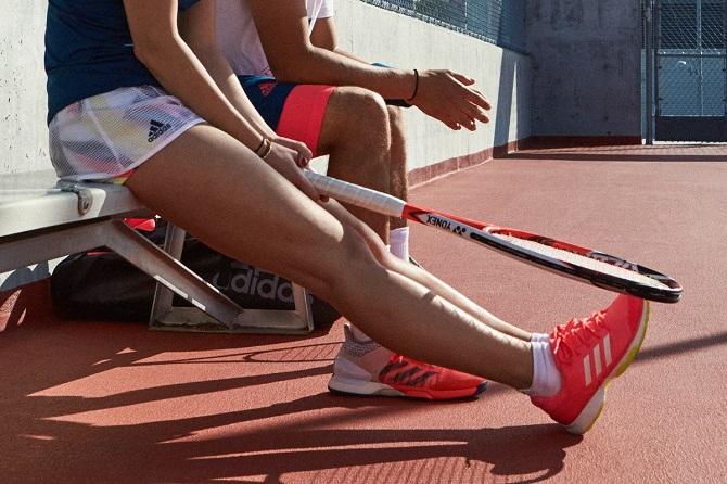 adidas Ubersonic 2 muski i zenski model 2 Patike koje nosi Ana Ivanović   za brzu i neustrašivu generaciju tenisera
