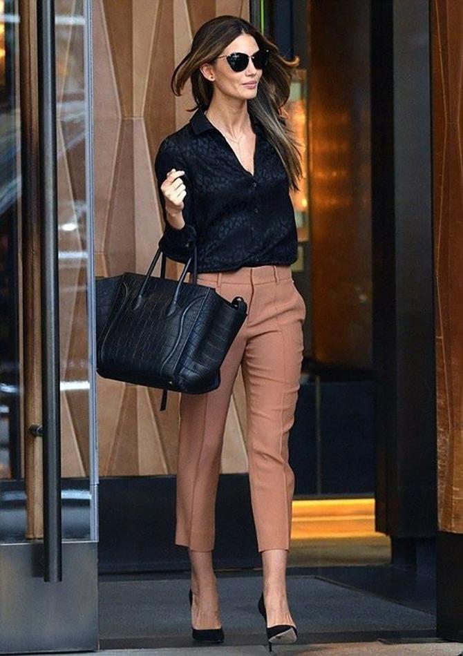 basic 5 modnih zapovesti žena koje i poslovnu odeću nose sa stilom