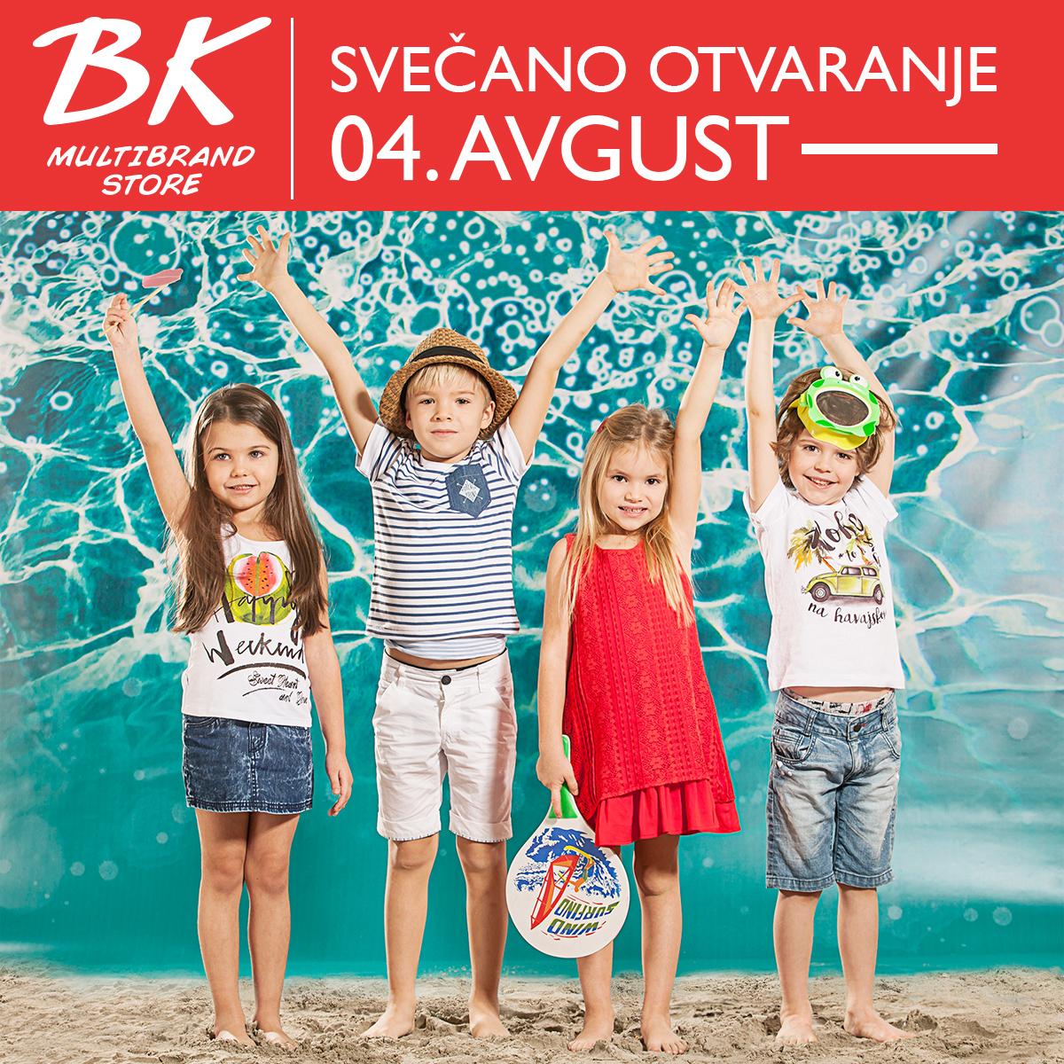 beba kids otvaranje Extreme Intimo i Beba Kids   nove OUTLET prodavnice u Fashion Parku!
