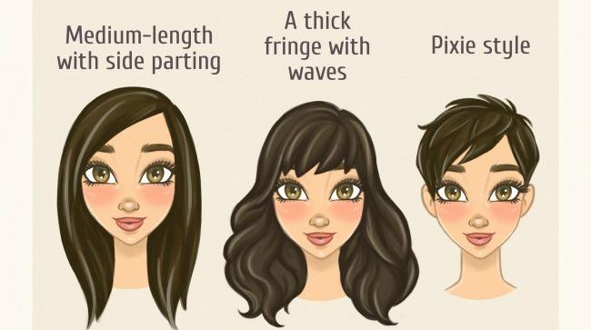 dijamant Odaberi savršenu frizuru za sebe prema obliku lica