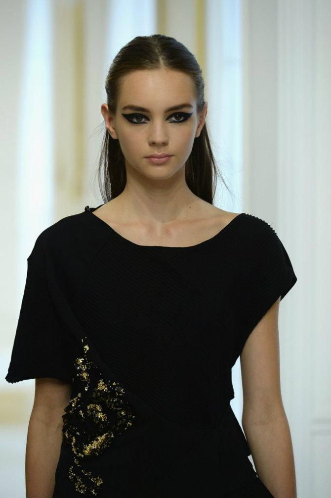dior 4 Dior Haute Couture Fall 2016: Novi trend u šminkanju koji ćete RADO iskopirati
