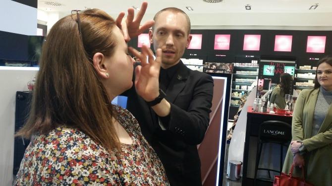 dior Intervju: Krzysztof Nadziejewiec, Dior Makeup Artist