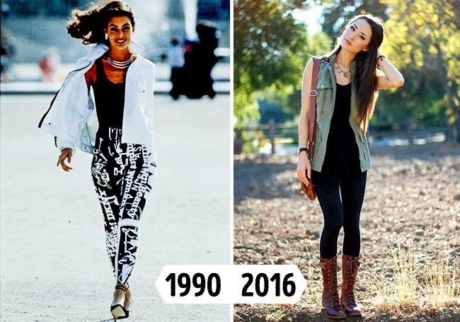 helanke 18 dokaza da modni trendovi devedesetih PONOVO vladaju