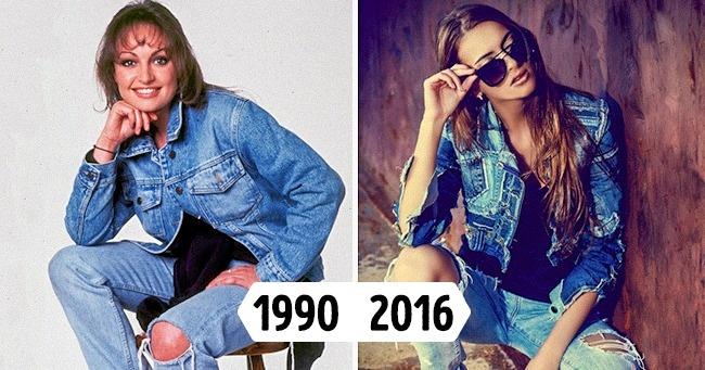 iscepani dzins 18 dokaza da modni trendovi devedesetih PONOVO vladaju