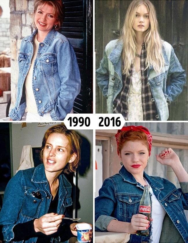 jakna 18 dokaza da modni trendovi devedesetih PONOVO vladaju