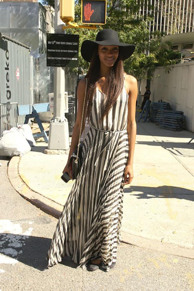 jourdan dunne safari inspired max Kako to rade supermodeli: Iskopiraj letnji stil popularnih manekenki!