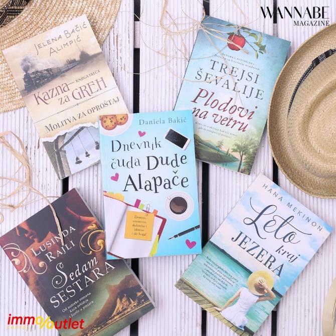 knjige 6 Top 5 knjiga koje MORAŠ pročitati ovog leta