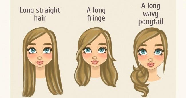 okruglo Odaberi savršenu frizuru za sebe prema obliku lica