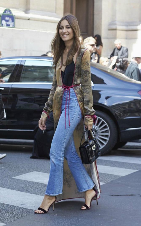 paris 6 Paris Haute Couture Week: Najbolja Street Style izdanja