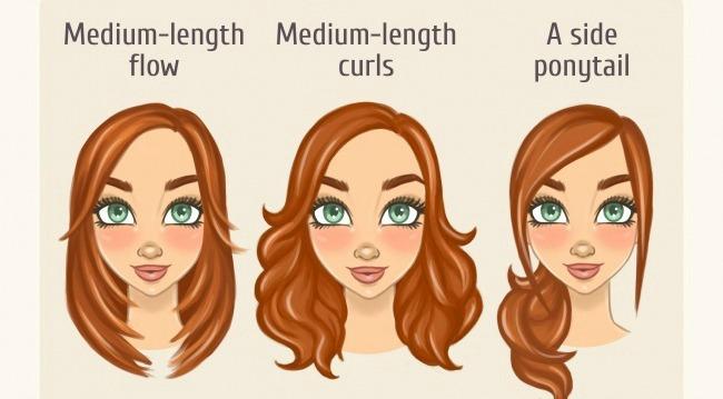 srcoliko Odaberi savršenu frizuru za sebe prema obliku lica