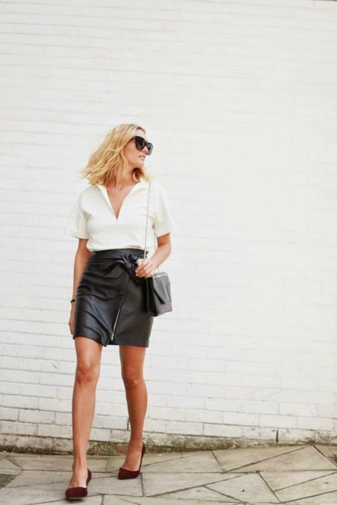 tanja stikla 21 Mini suknja najbolje izgleda uz OVU obuću