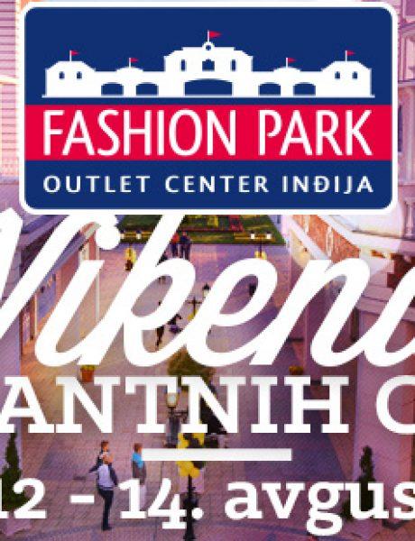 Šok cene u Fashion Park Outlet Centru Inđija!