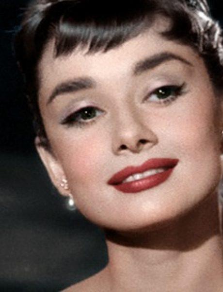 7 velikih beauty tajni Odri Hepbern