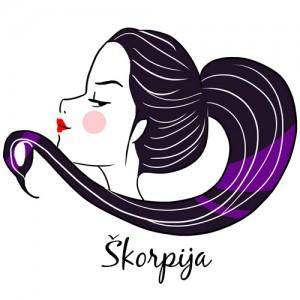8. skorpija 300x300 Kviz: Kako bi izgledalo tvoje Dizni venčanje sudeći prema horoskopskom znaku?