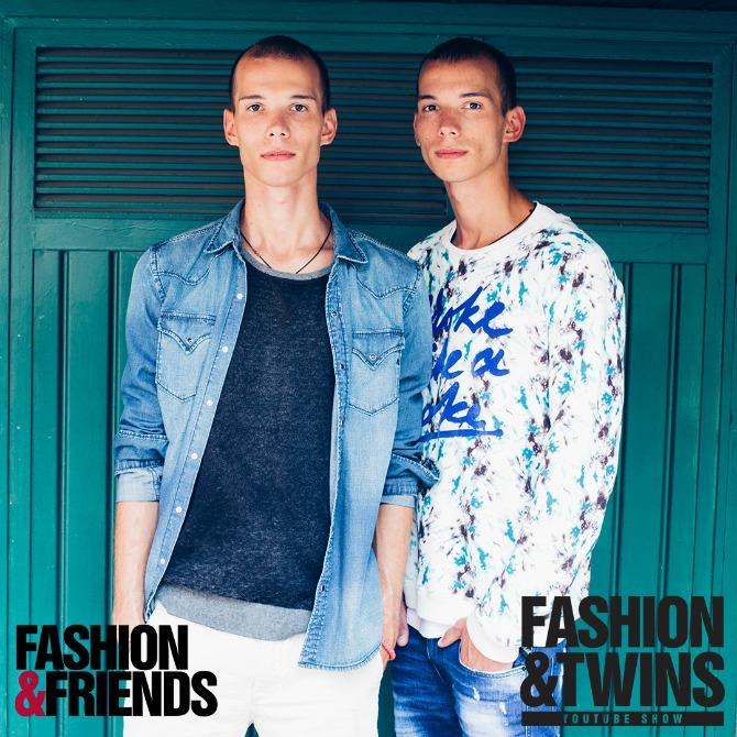 Aleksandar i Nemanja Fashion&Twins: Nemanja i Aleksandar Igić, 6. epizoda