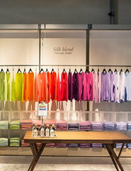 Benetton on Canvas: NOVI format concept store-a našeg OMILJENOG brenda