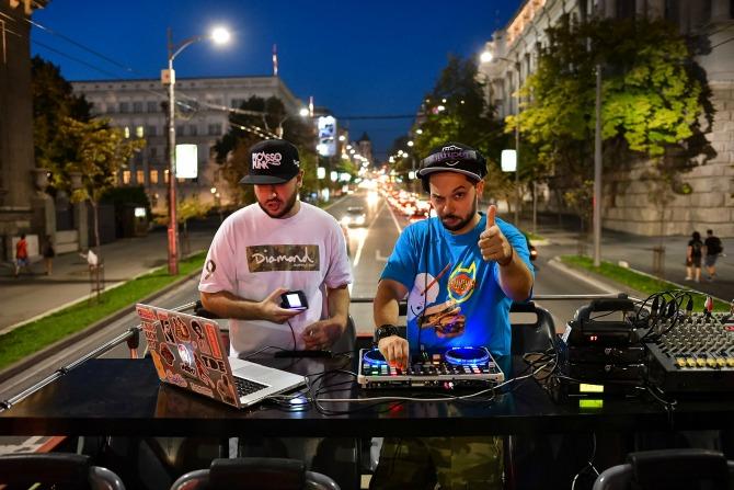 DJ Laki i DJ Rokam Otvoren unikatni shop za patike u Beogradu