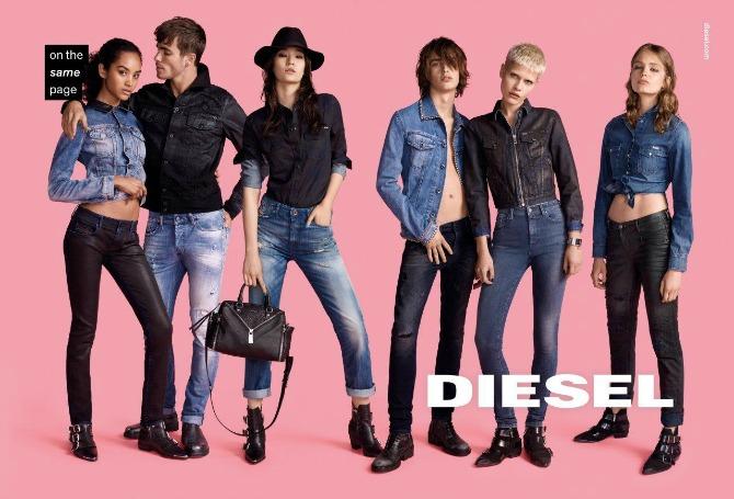 Diesel Campaign FW16 ATL Denim Group DPS highres Diesel kampanja za jesen/zimu 2016.
