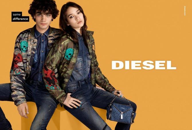 Diesel Campaign FW16 ATL Military Couple DPS highres Diesel kampanja za jesen/zimu 2016.