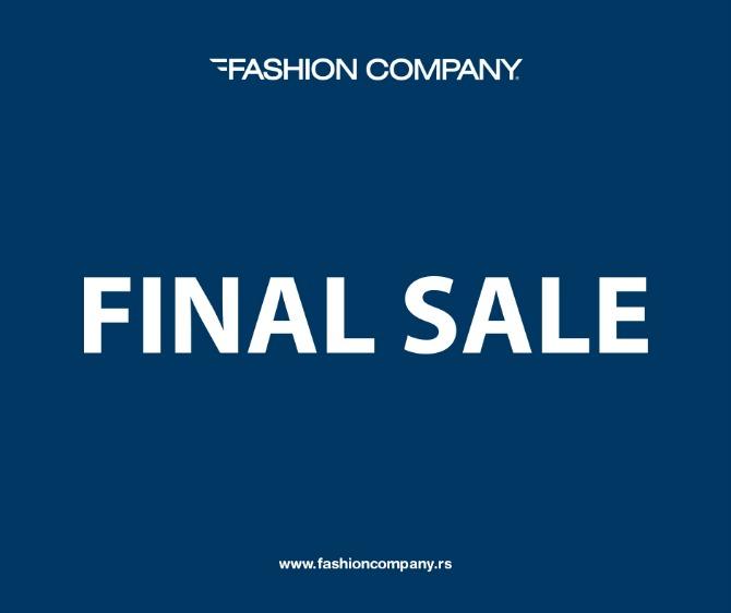 FACEBOOK Finalno sniženje u prodavnicama Fashion Company