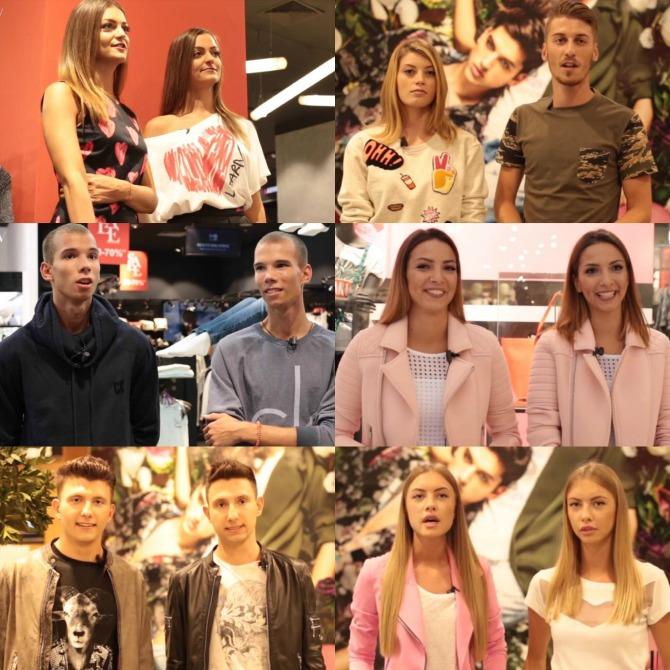 FashionTwins Fashion&Twins: Stilski izazovi, 8. epizoda