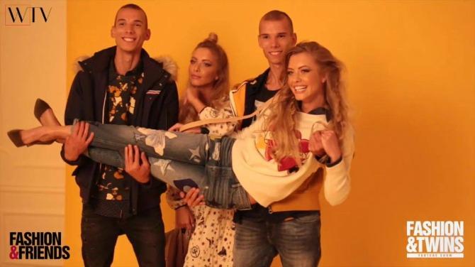 FashionTwins1 Fashion&Twins: Slikanje kampanje za Fashion&Friends, 11. epizoda