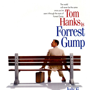 Forrest Gump poster Na koji moćan par ličite ti i tvoj/a dečko/devojka? + osvoji parfem za nju i njega (KVIZ)