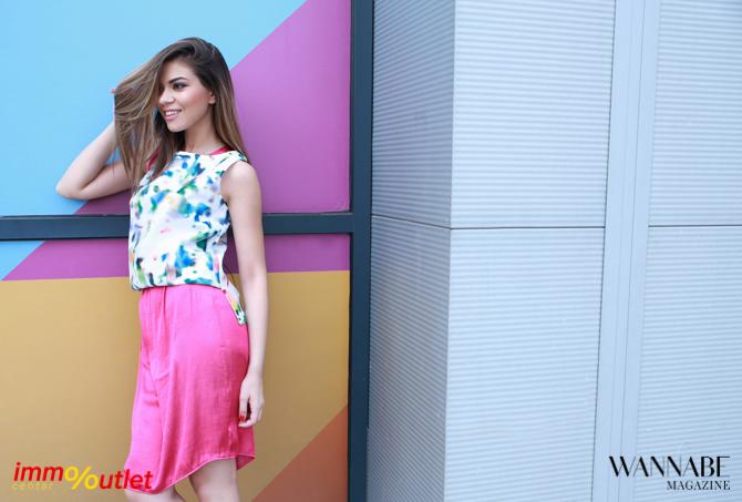 Immo Outlet Centar modni predlog Ženstvena kombinacija za romantične devojke 2 Immo Outlet Centar modni predlog: Ženstvena kombinacija za romantične devojke