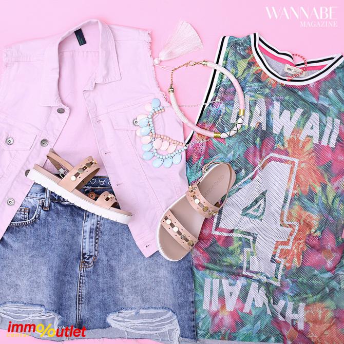 Immo Outlet Centar modni predlog Tri letnje odevne kombinacije za svaku priliku 3 Tri letnje odevne kombinacije za svaku priliku