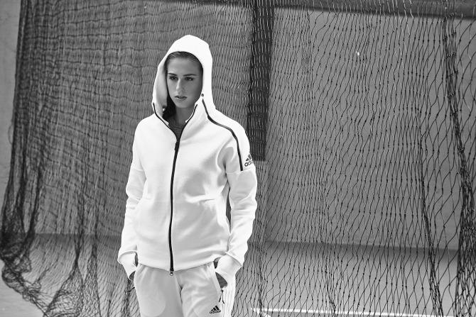 Ivana Jorovic 2 Za bolji fokus i rezultate sportisti od sada nose adidas Athletics