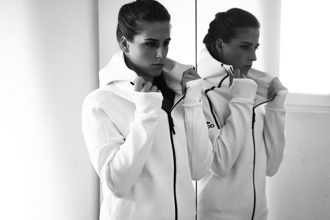 Ivana Jorovic Za bolji fokus i rezultate sportisti od sada nose adidas Athletics