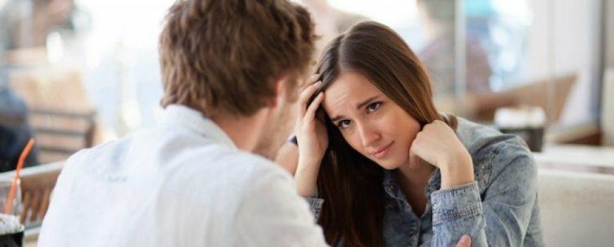 Koliko dugo veza treba da traje pre nego što odlučiš da je gotovo?