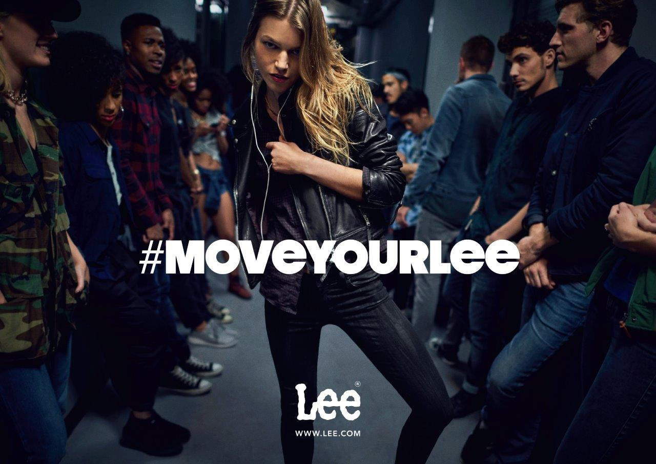 LEE FW16 CAMPAIGN PRINTS CMYK A3 Page 1 Move your Lee: Jesenja kampanja kultnog jeans brenda