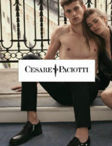 Mathilde Brandi u jesenjoj kampanji: Novi imidž brenda Cesare Paciotti
