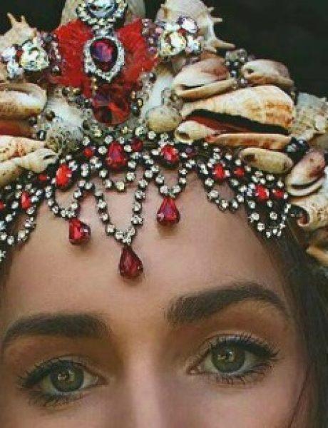 Neverovatni ukrasi za kosu od pravih školjki osvajaju Instagram