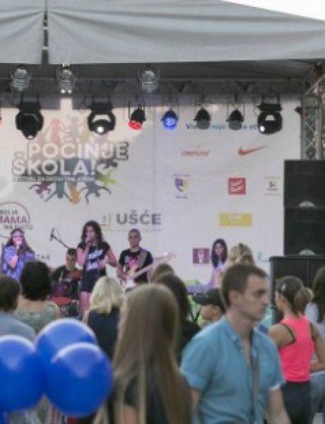 """Održan festival """"Počinje škola"""""""