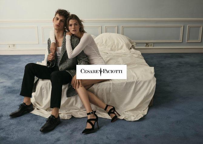 SHOT08 0508 CMYK REV Mathilde Brandi u jesenjoj kampanji: Novi imidž brenda Cesare Paciotti