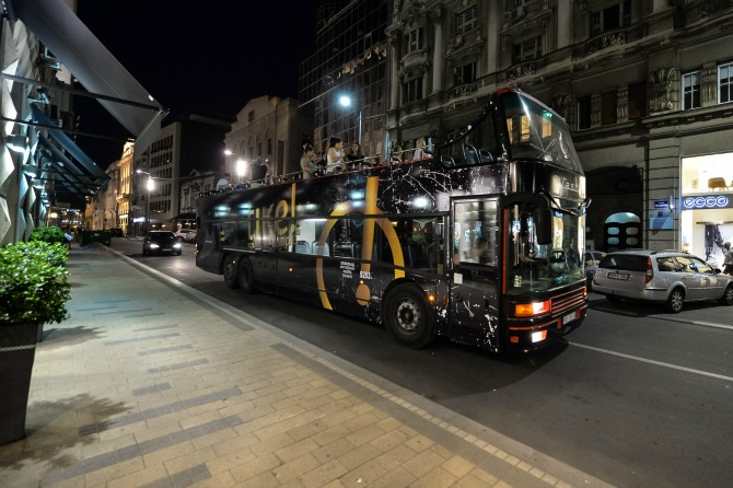 TIKE bus Otvoren unikatni shop za patike u Beogradu